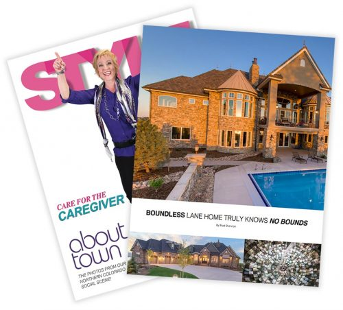 Schroetlin Custom Homes in Style Magazine